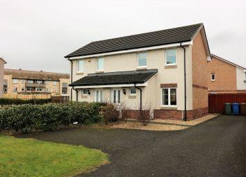 Thumbnail 2 bed semi-detached house for sale in Scott Terrace, Falkirk