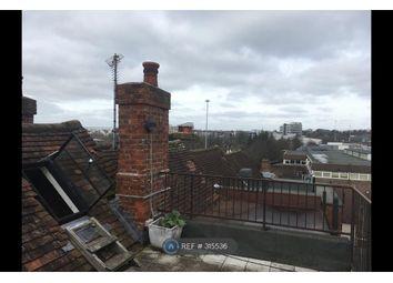Thumbnail 2 bed flat to rent in Church Street, Basingstoke
