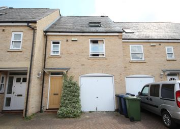 Thumbnail 4 bed terraced house for sale in Gwydir Street, Cambridge