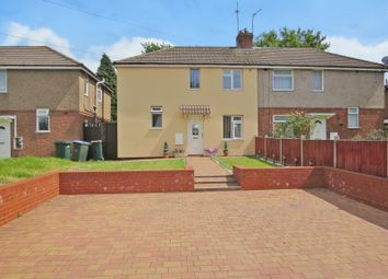 Thumbnail 3 bed semi-detached house for sale in Cheveral Avenue, Radford, Coventry