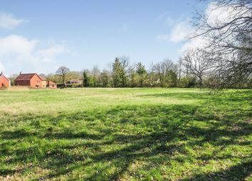 Thumbnail Land for sale in Shop Street, Whinburgh, Dereham