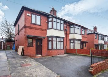 Thumbnail 3 bedroom semi-detached house for sale in Hampton Road, Bolton