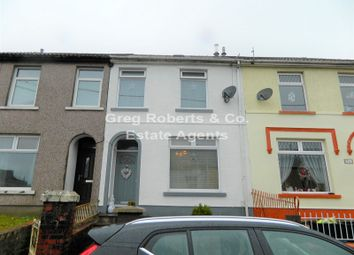 Thumbnail 4 bed terraced house for sale in 3 West Hill, Tredegar, Blaenau Gwent.
