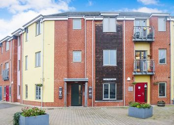 Thumbnail 2 bed flat for sale in The Portway, King's Lynn