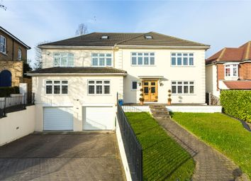 Thumbnail 6 bedroom detached house for sale in Princes Avenue, Woodford Green