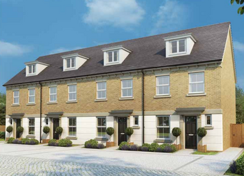 Thumbnail 4 bed town house for sale in St Andrew's Place At Southbank, Papyrus Villas, Newton Kyme, North Yorkshire