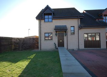 Thumbnail 3 bed end terrace house for sale in Mcmillan Avenue, Elgin