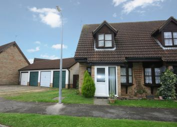 Thumbnail 2 bedroom end terrace house to rent in Beaufort Drive, Spalding