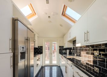 Thumbnail 6 bed maisonette for sale in Forsyth Road, Jesmond, Newcastle Upon Tyne