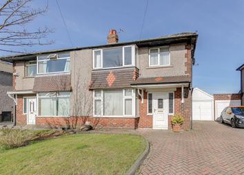 Thumbnail 3 bed semi-detached house to rent in Grasmere Road, Haslingden, Rossendale
