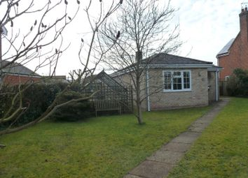 Thumbnail 2 bedroom bungalow to rent in Halesworth Road, Reydon, Southwold