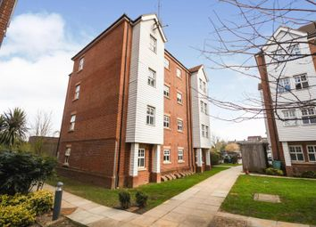 Thumbnail 1 bed flat for sale in Bessemer Close, Basildon, Essex