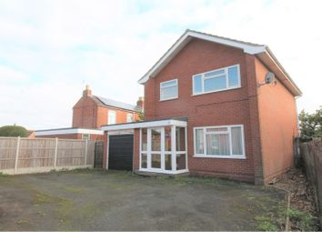 Thumbnail 3 bed detached house for sale in Comer Gardens, St Johns, Worcester