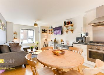 Thumbnail 1 bed flat for sale in Lark Rise, Amber Close, Shoreham By Sea