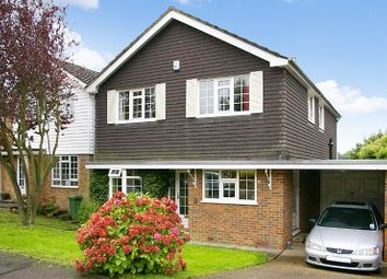 Thumbnail 4 bed detached house to rent in Corder Close, St.Albans
