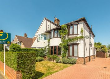 Thumbnail 4 bed property for sale in Brantwood Avenue, Isleworth