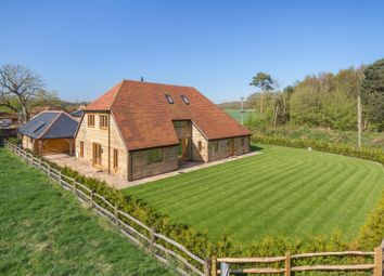 Thumbnail 4 bedroom detached house to rent in Minsted, Midhurst
