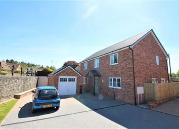Thumbnail 4 bed detached house for sale in Prosper Lane, Coalway, Coleford