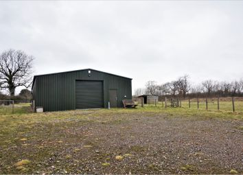 Thumbnail Land for sale in Brascote, Leicester