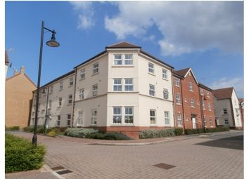 Thumbnail 2 bed flat for sale in 5 Frankel Avenue, Swindon