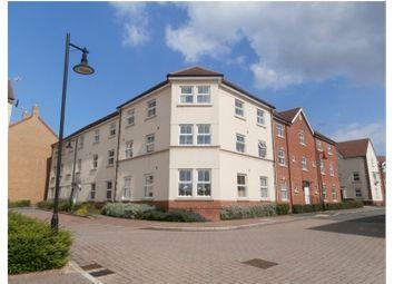 Thumbnail 2 bed flat for sale in 5 Frankel Avenue, Swindon