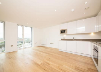 Thumbnail 1 bed flat for sale in Leamouth Road, Orchard Wharf, Poplar, London