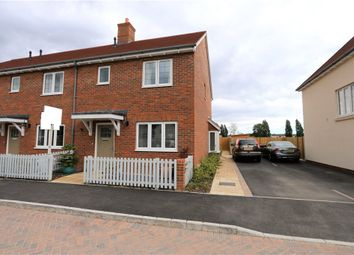 Thumbnail 3 bed end terrace house for sale in Bargain Close, Nursling, Southampton, Hampshire