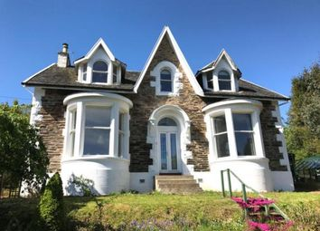 Thumbnail 4 bed detached house for sale in Clynder, Helensburgh, Argyll And Bute