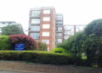 Thumbnail 2 bed flat to rent in Churchfield Court, 39-41 Parkstone Road, Poole