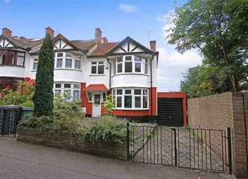 Thumbnail 3 bed end terrace house to rent in Beacontree Avenue, Walthamstow, London