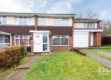 Thumbnail 3 bedroom terraced house for sale in Wray Close, Hornchurch