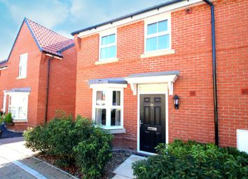 Thumbnail 4 bed semi-detached house to rent in Franklin Road, Saxmundham