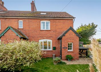Farm Cottages, Great Shoddesden, Andover, Hampshire SP11. 3 bed end terrace house