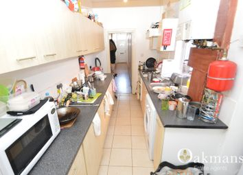 Thumbnail 4 bedroom terraced house for sale in Rookery Road, Selly Oak, Birmingham, West Midlands.