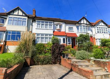 Thumbnail 5 bed terraced house to rent in Mount View Road, London