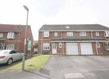Thumbnail 4 bed semi-detached house for sale in Brantwood, Chester-Le-Street, Co Durham