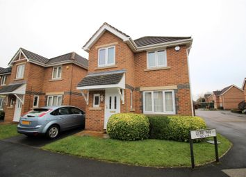 Thumbnail 3 bed detached house for sale in Lyme Way, Abbey Meads, Swindon