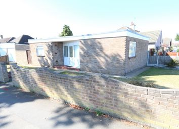 Thumbnail 1 bed bungalow for sale in Connaught Avenue, Grays