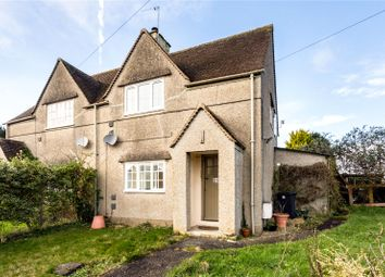 Thumbnail 3 bed semi-detached house for sale in Down Ampney, Cirencester, Gloucestershire