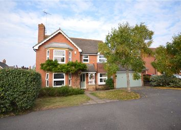 Thumbnail 4 bed detached house for sale in Blamire Drive, Binfield, Bracknell