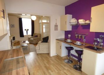 Thumbnail 1 bed terraced house for sale in Accrington Road, Burnley, Lancashire