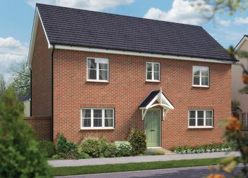 "Thumbnail 4 bed property for sale in ""The Montpellier"" at Sentrys Orchard, Exminster, Exeter"