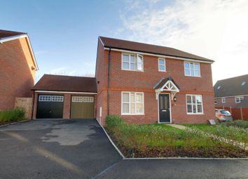 Thumbnail 4 bed detached house for sale in Warboys Close, Buntingford