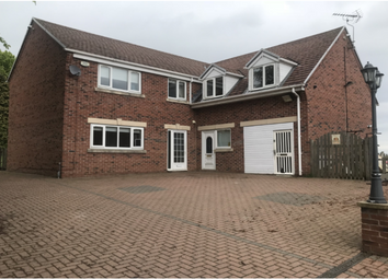 Thumbnail 5 bed detached house for sale in Peters Close, Upton, Pontefract, West Yorkshire