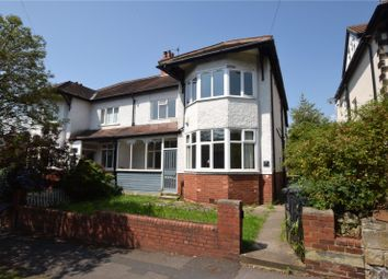 Thumbnail 5 bed semi-detached house for sale in Moor Park Drive, Headingley, Leeds