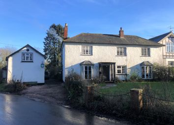 Thumbnail 6 bed link-detached house for sale in Clyst Hydon, Cullompton