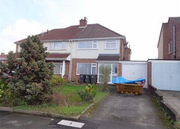 Thumbnail 3 bed property for sale in Gayhurst Drive, Yardley, Birmingham