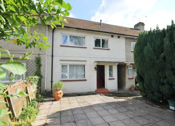 Thumbnail 4 bed terraced house to rent in Chestnut Close, Englefield Green, Surrey