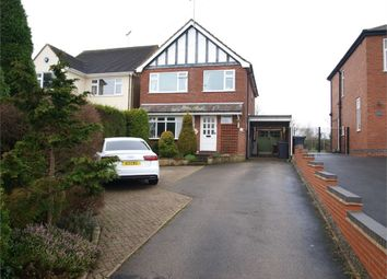 Thumbnail 3 bed detached house for sale in 358 Tutbury Road, Burton-On-Trent, Staffordshire