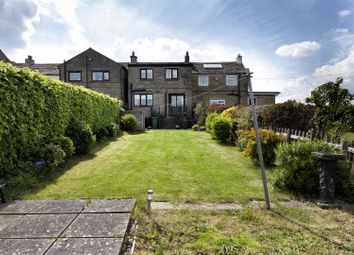 Thumbnail 3 bed cottage for sale in Botany Lane, Lepton, Huddersfield